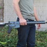 Grey ORW-15 Complete Rifle
