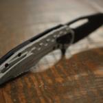 Microtech Sigil MK6 Black DLC