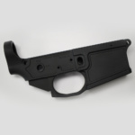 Black Lower Receiver