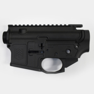 Black Receiver Set