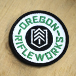 Round Logo Patch