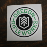 Round Logo Decal