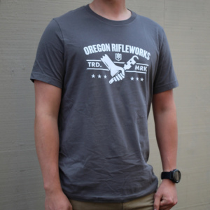 Grey Wrench Tee