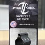 Timber Creek Low Profile Gas Block